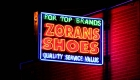 Glass Neon Signs