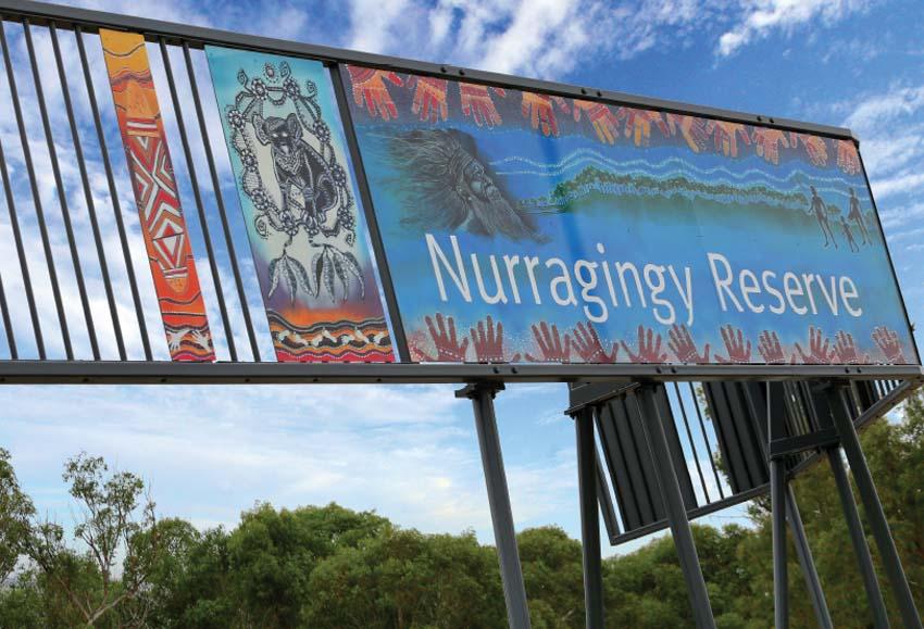 Nurragingy Reserve – Sept 2015